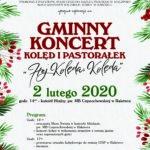 Gminny Koncert Kolęd i Pastorałek