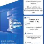 Spotkanie informacyjne - założenie działalności gospodarczej
