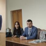 Spotkanie u Partnera ukraińskiego