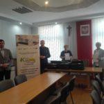 Gmina Księżpol przekazała komputery do szkół