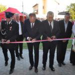 Uroczyste otwarcie Wiejskiego Domu Kultury w Majdanie Starym