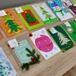 """Konkurs plastyczny """"Najpiękniejsza kartka bożonarodzeniowa"""""""