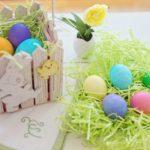 Konkurs plastyczny na Koszyczek Wielkanocny