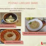 Krężałki księżpolskie i kulasza z Księżpola wpisane na Listę Produktów Tradycyjnych